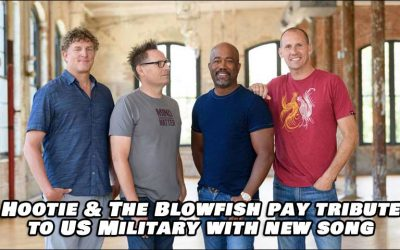 Hootie & The Blowfish Pay Tribute To US Military Members