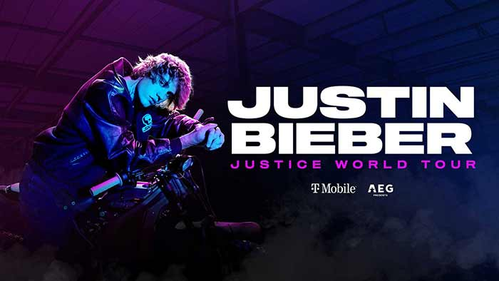 Justin Bieber lays out his plans for his 2022 Justice World Tour